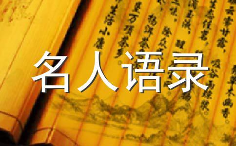 刘若英经典语录